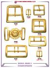 Brass Buckles 03