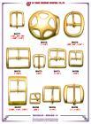Brass Buckles 08