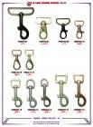 Zinc Alloy Hooks 12